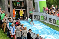 GRAZ,AUSTRIA,11.JUN.16 - ATHLETICS, RUNNING - Grazathlon. Image shows . Photo: GEPA pictures/ Markus Oberlaender